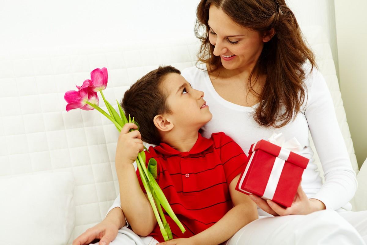 Подарки ко дню рождения сына матери 151
