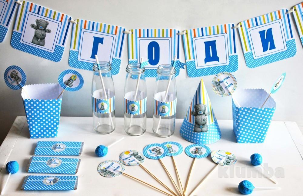 60 идей декора на день рождения ребенка своими руками 35