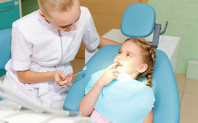 Пародонтит у детей, лечение детского пародонтита, фото.