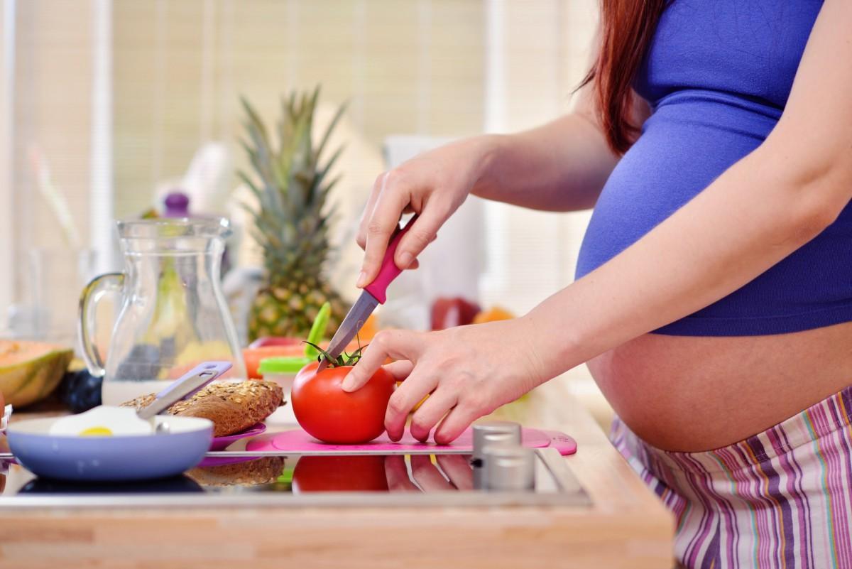 Рациональное питание для беременных