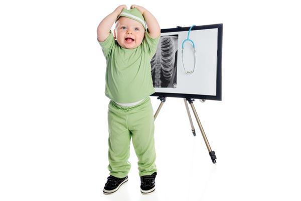 Как влияет рентген на грудного ребенка