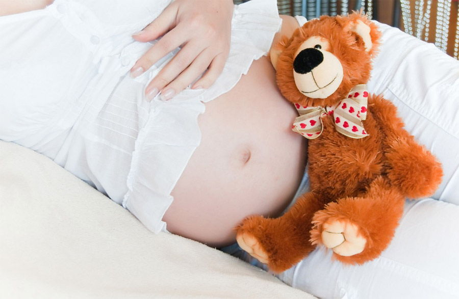 УЗИ после родов: норма размеров матки, УЗИ рубца после кесарева сечения