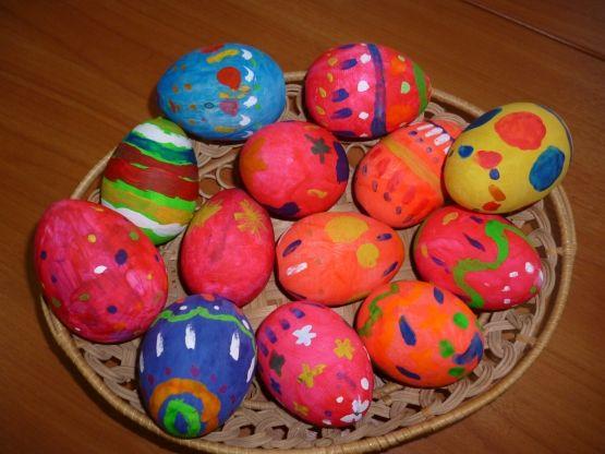 Пасхальное яйцо своими руками из пластилина: мастер-класс с фото