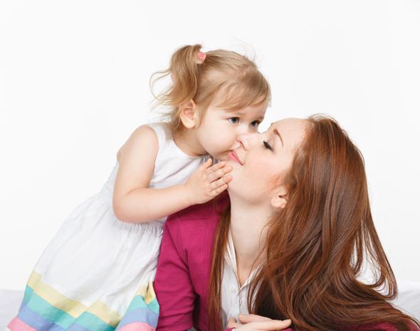 Как не помешать дочери вырасти сильной?
