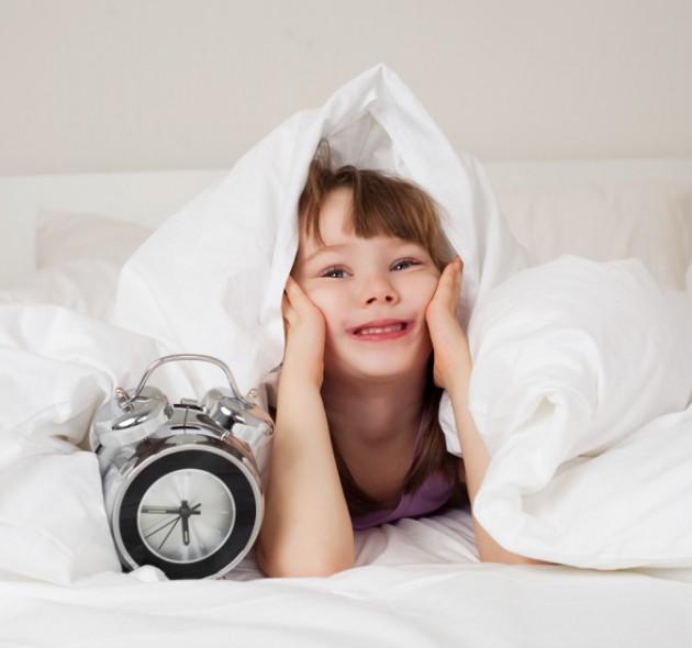 Как ускорить сборы детей по утрам?