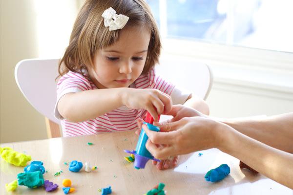 Развиваем малыша по методике Марии Монтессори