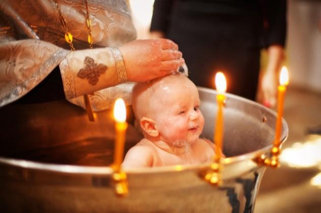 Когда нужно крестить ребенка?