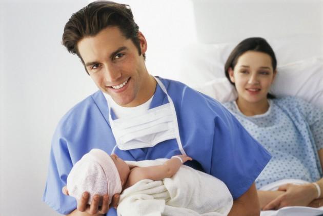 Как проходят роды: три основных этапа