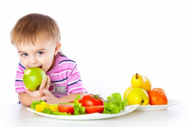 Фолиевая кислота детям