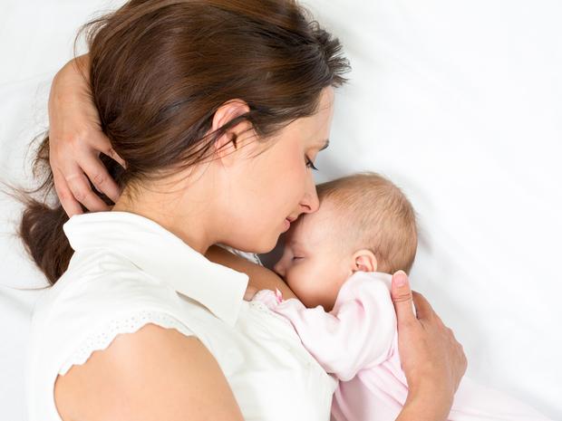 Общение с ребенком в первые месяцы жизни