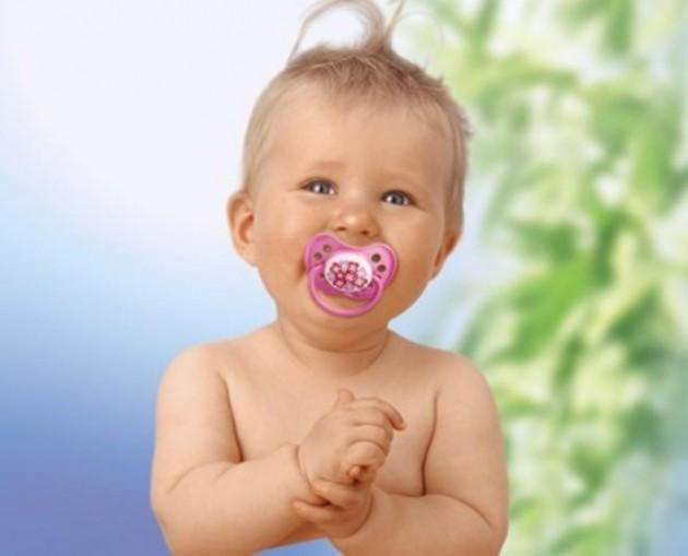 Пустышка для новорожденного: выбираем правильно
