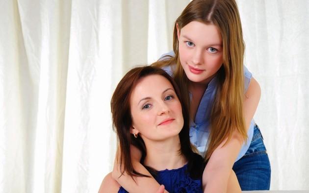 Как вырастить ответственную дочь?