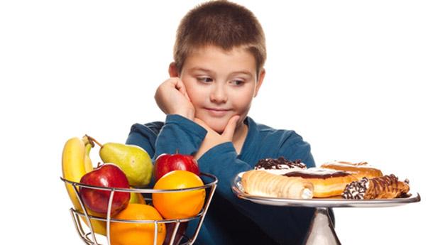 Как сбросить вес ребенку?