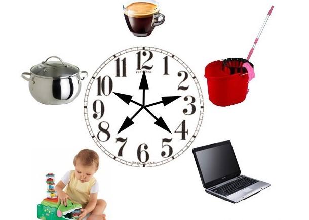 Как все успеть: оптимизируем время в декрете