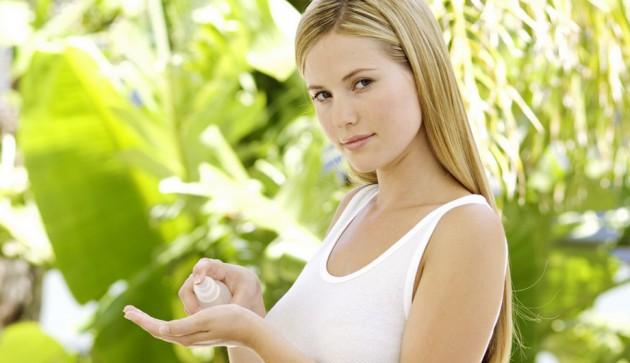 Три лучших средства для ухода за кожей в жару