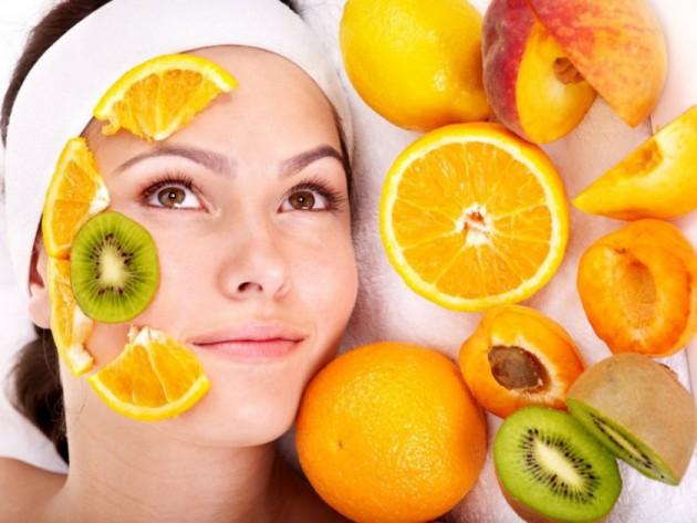 Апельсиновые маски для молодости и красоты