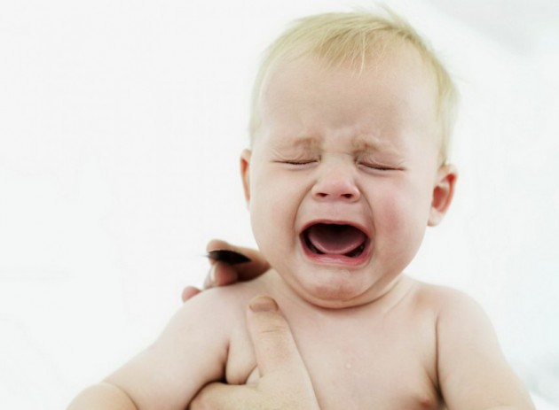 Много ли кричит Ваш ребенок?