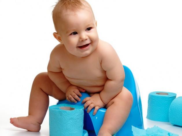 Копрограмма у новорожденного и грудничка