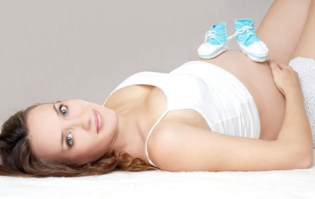 Беременность: когда начинает расти живот?