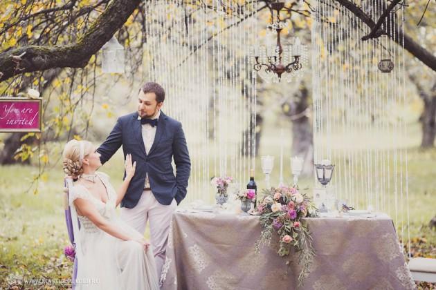 Свадьба в Европейском стиле в России