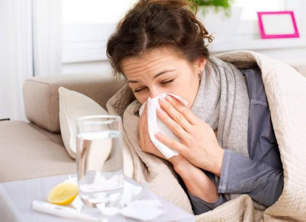 Простуда у мамы при грудном вскармливании