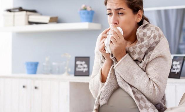Сухой кашель при беременности: чем лечить?