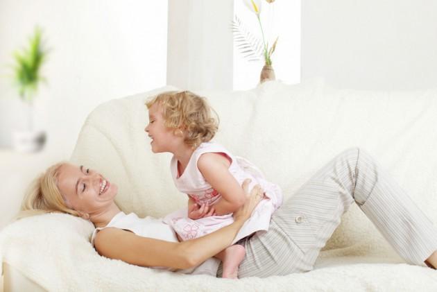 Учим дочку самостоятельности