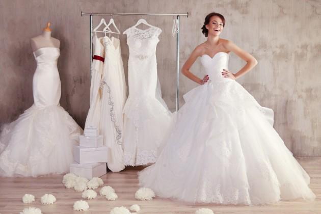 Прокат свадебных платьев: плюсы и минусы