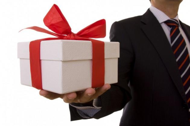 Выбираем корпоративные подарки на Новый Год