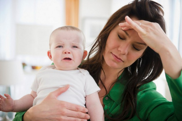 Температура при грудном вскармливании: что поможет кормящей маме?