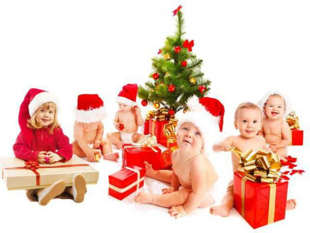Что подарить детям сотрудников на новый год?