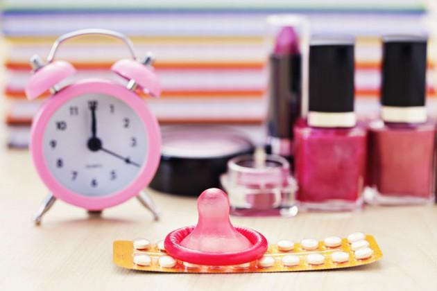 Разные способы контрацепции для женщин
