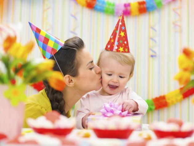 Веселые конкурсы на первый день рождения