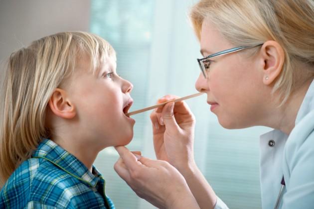 Детский фарингит: стоит ли опасаться?
