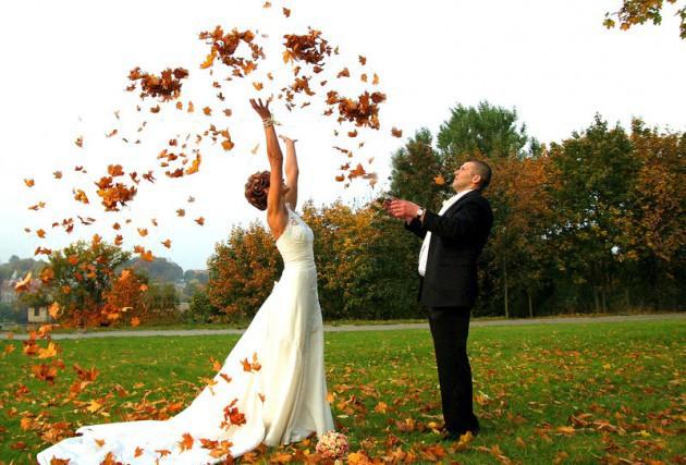 Играть ли свадьбу в сентябре?