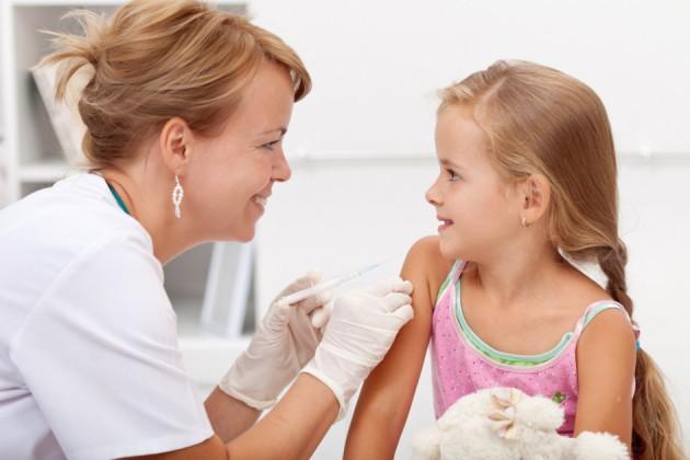 Когда прививать детей: национальный календарь прививок