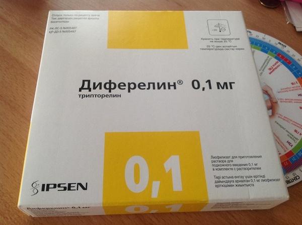 Диферелин при ЭКО: препарат для желанной беременности