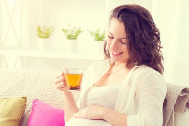 Правила употребления черного чая при беременности