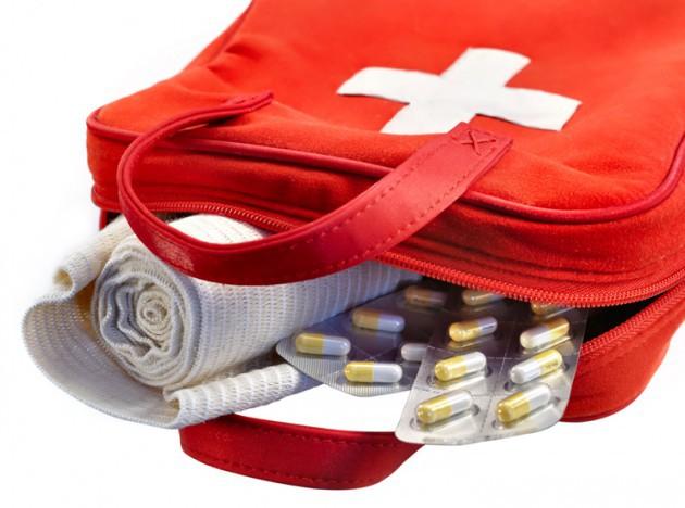 Собираем аптечку ребенку до года на море