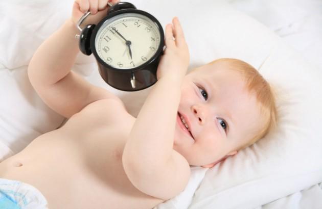 Оптимальный режим дня для ребенка в 1 год