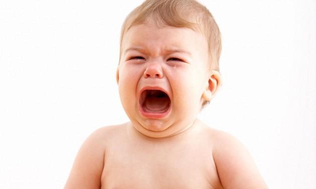 Плач ребенка: в чем причина?