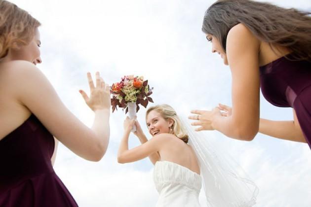 Свадебные приметы и суеверия для молодожен