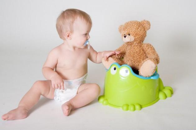 Как приучить ребенка к горшку: алгоритм действий