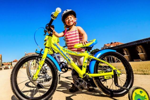 Детский велосипед: безопасность и качество должны быть превыше всего