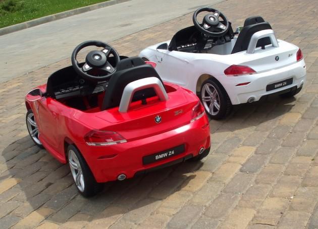 Выбираем электромобиль для ребенка: советы