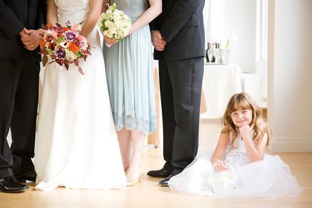 Развлечения для детей на свадьбе: несколько идей