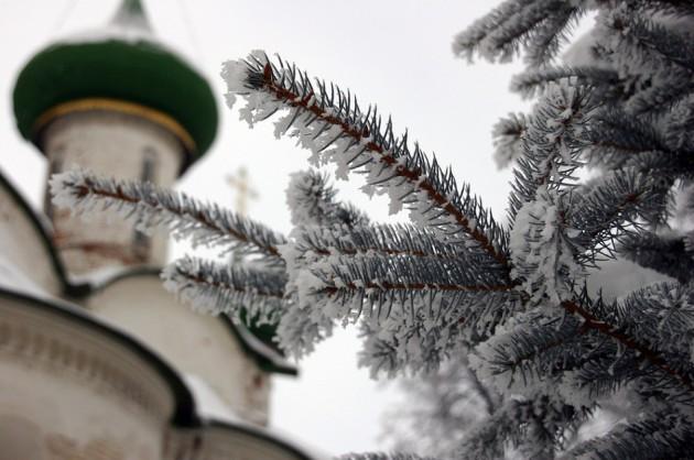 Как можно провести Новый год в Суздале?