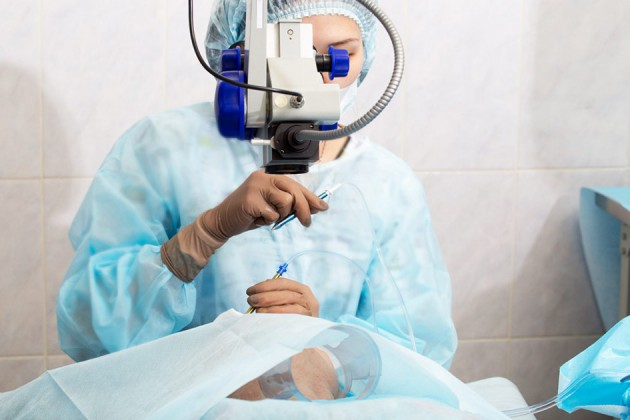 Операции при кератоконусе: виды, особенности методики проведения