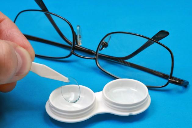 Кератоконус: вопросы контактной коррекции зрения