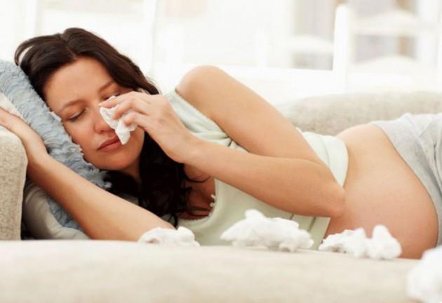 Зачатие при простуде: не опасно ли для ребенка?